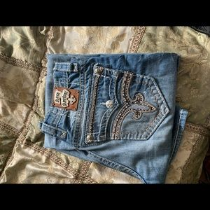 Rock Revival Jeans (Barely worn)